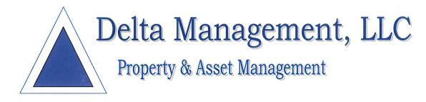 Logo, Delta Management, LLC - Property Management